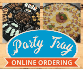 Party Tray - Online Ordering